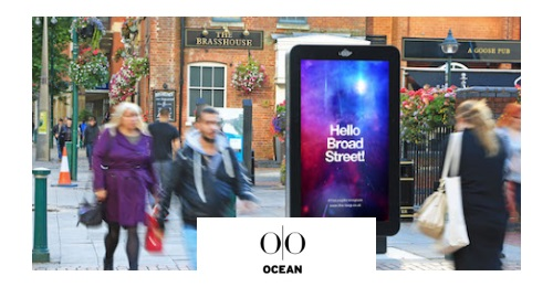 OCEAN OUTDOOR - The gold standard in experiential DOOH relies on Quividi for its video analytics needs