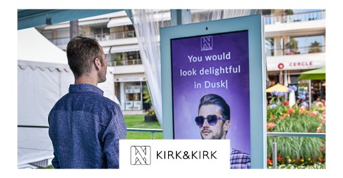 Kirk & Kirk - What type of glasses will best fit your style?