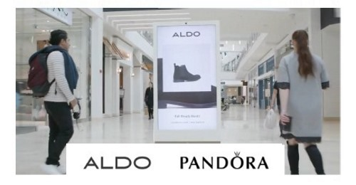 Aldo & Pandora - Adapting content to the audience results in noticeable increases in store visits and sales