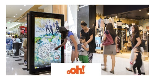 Ooh!Media - A top Australian DOOH operator relies on Quividi for its Excite network