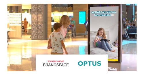 Optus & Brandspace - Two leading brands in Australia show how smart DOOH advertising overperforms