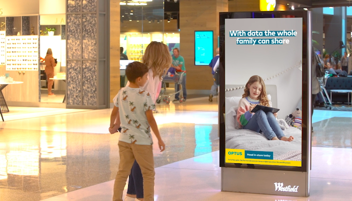 How Quividi's Campaign Intelligence Optimized Westfield Shoppers' Engagement For The Launch Of The Samsung Galaxy S10