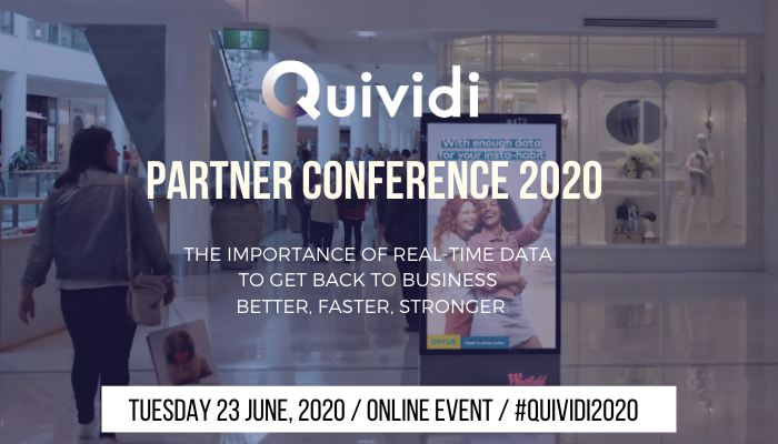 QUIVIDI 2020 PARTNER CONFERENCE