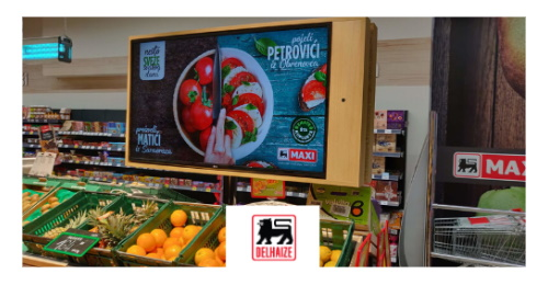 DELHAIZE - DRIVING IN-STORE SALES WITH CONTEXTUALLY-RELEVANT PROMOTIONS