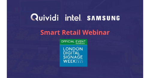 ACCESS THE REPLAY OF SMART RETAIL WEBINAR