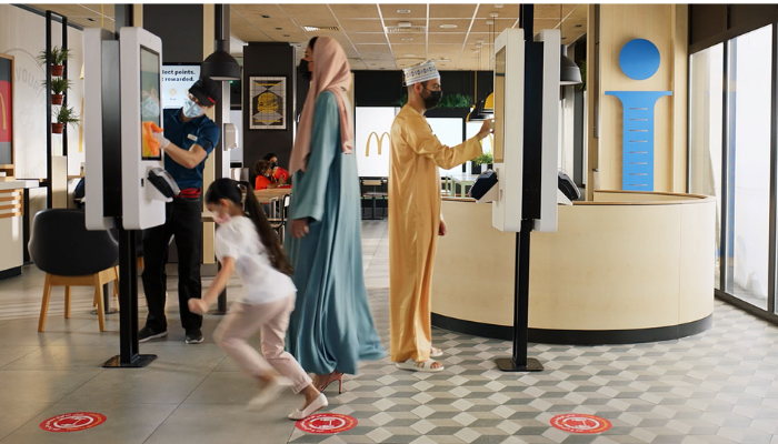 McDonald's Uses Contextualized DOOH Campaign Powered by Elan Media and Quividi to Drive Units Sold Up To 67% in Restaurants at Qatar's Largest Shopping Malls