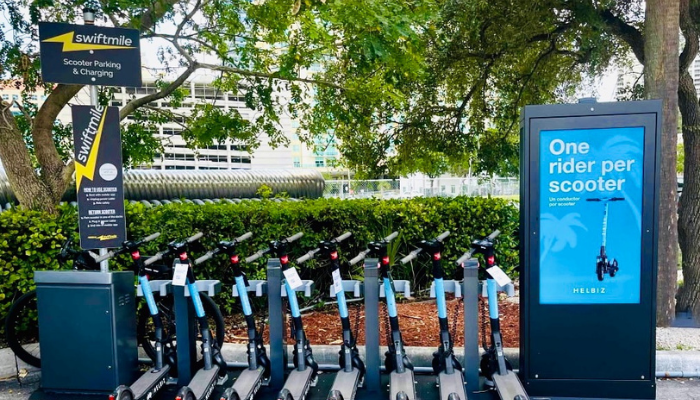 Swiftmile Selects Quividi's Amp Outdoor To Provide Dooh Impressions And Audience Intelligence At Prime Locations In Miami