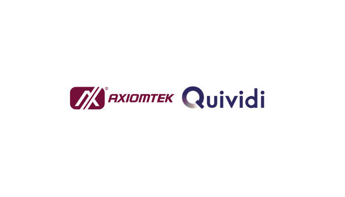 Axiomtek Partners with Quividi to Enhance the In-Store Retail Experience with Data-Driven Digital Signage Solutions